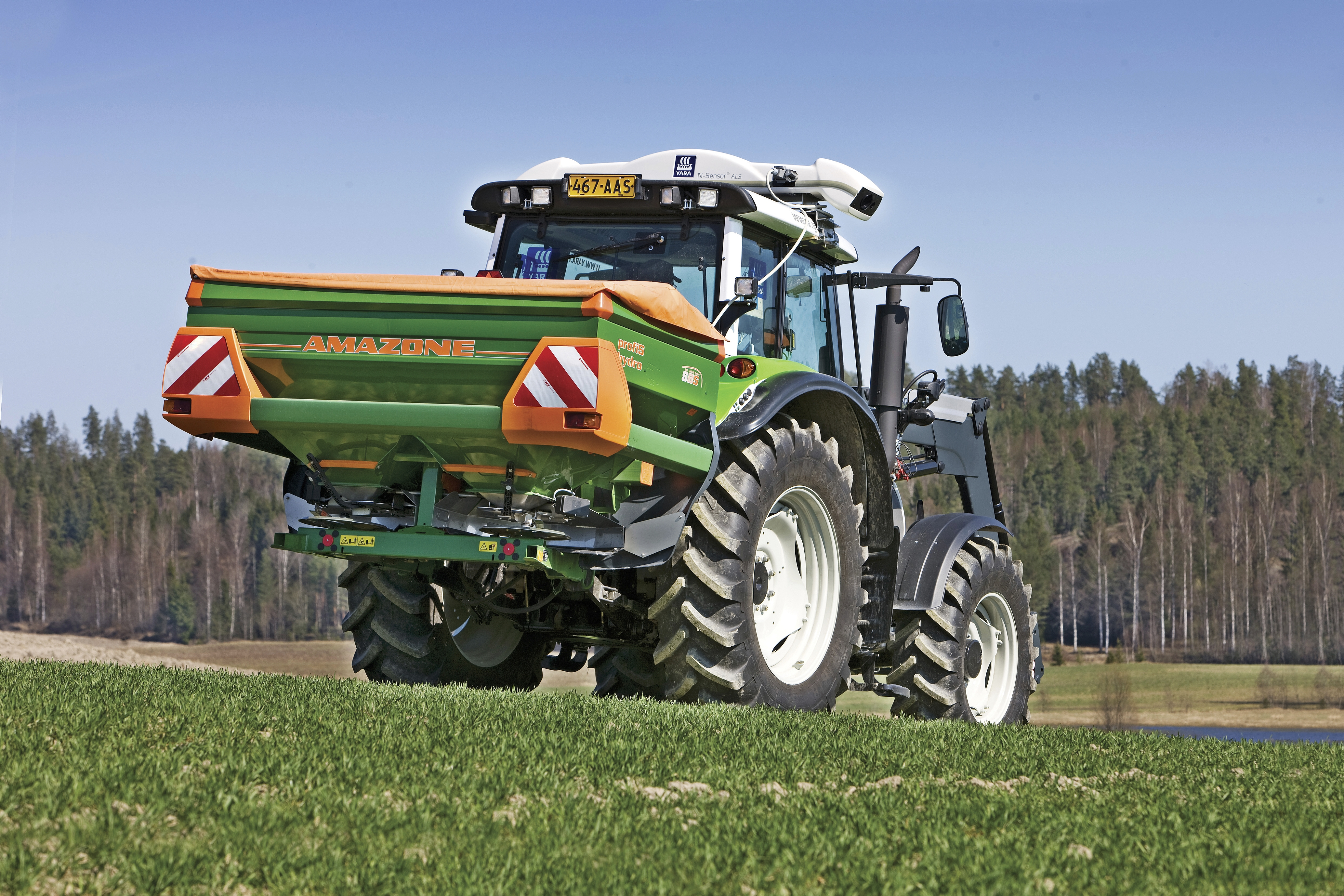 Tech Talk - Early spring chance to recover biomass - cpm