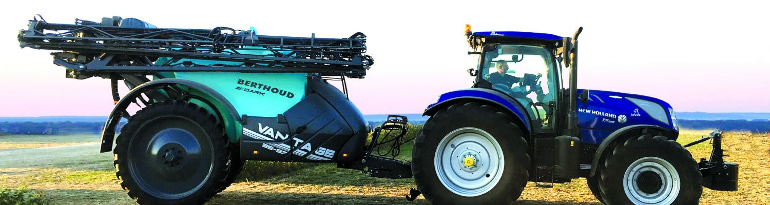 Sprayers - Have a nozzle at the latest sprayers - cpm magazine